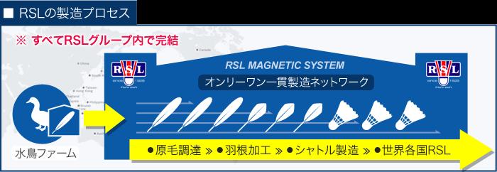 RSLマグネティックシステム